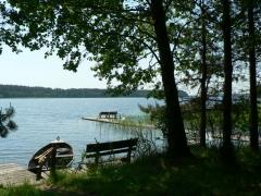 Jezioro Rajgrodzkie 2012-pażdziernik