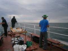 to jest wędkarstwo morskie non stop praca
