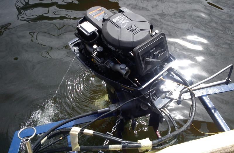 podłącz mały zbiornik propanu do domu